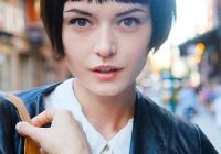Best pin on haircolor Short Blunt Haircuts With Bangs Inspirations