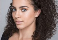 Elegant 25 easy and cute hairstyles for curly hair southern living Cute Hairstyles For Short Curly Hair For School Choices